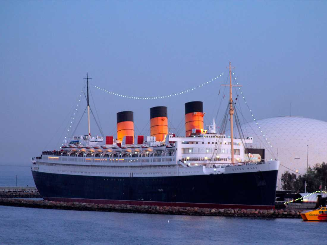 Queen Mary.