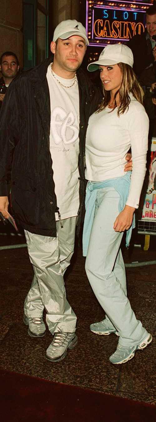 """Dane Bowers dejtade brittiska tv-kändisen och modellen Katie """"Jordan"""" Price under sena 90-talet."""