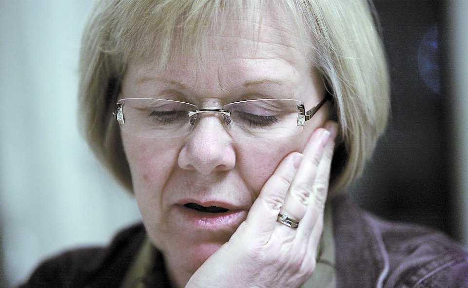 HAR SKÖTT SIG ILLA LO:s ordförande Wanja Lundby-Wedin har begått en rad misstag under pensionsskandalen.