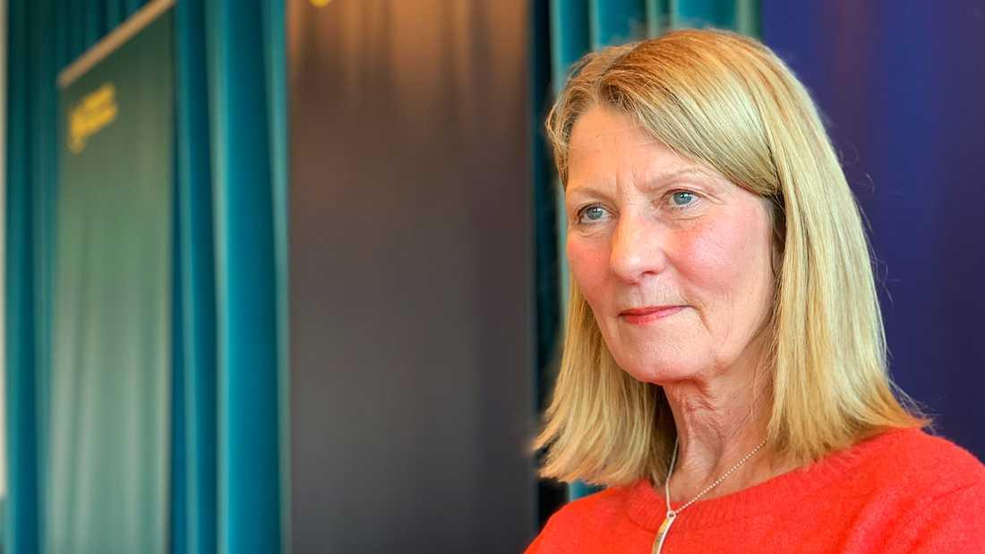 Carina Juhlin, förvaltningsdirektör på Uppsala kommuns äldreförvaltning.