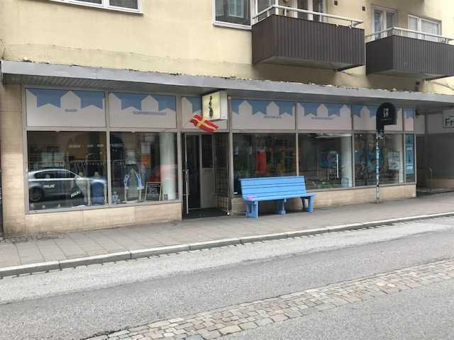 Supporterhuset på Södra Förstadsgatan 79D.
