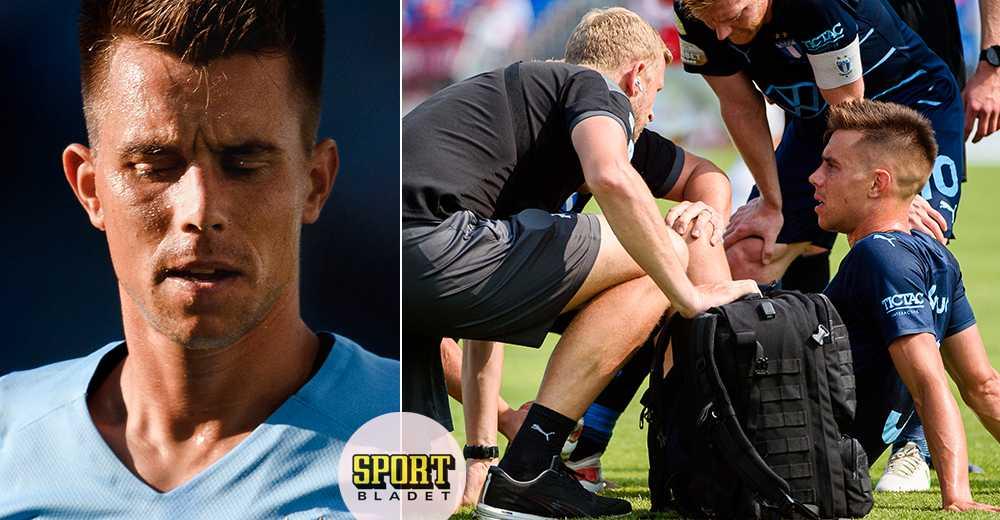 Malmö FF: Avslöjar: Malmö FF:s stjärnback allvarligt skadad – kan missa säsongen