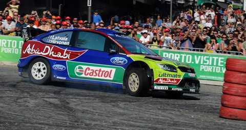 Mikko Hirvonen har gnuggat teknik för att kunna utmana Sébastien Loeb på asfaltvägarna i Bulgarien.