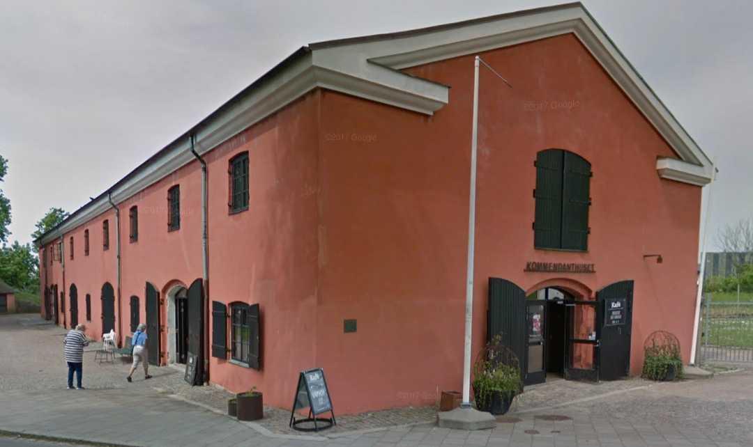 I helgen öppnar Ekokafét i Kommendanthuset i Malmö igen.