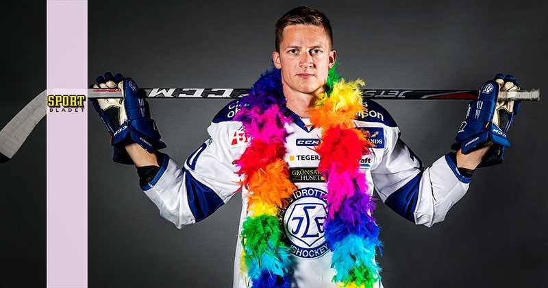 Martin Karlsson: Alla måste vara öppna med att det är okej att vara homosexuell