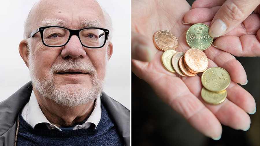 Sedan pensionssystemet sjösattes har ojämlikheterna för inkomster ökat avsevärt i Sverige. Systemet behöver bli omfördelande så att fattigpensionärerna får mer i pension än vad deras avgifter ger dem rätt till, skriver Klas Åmark.