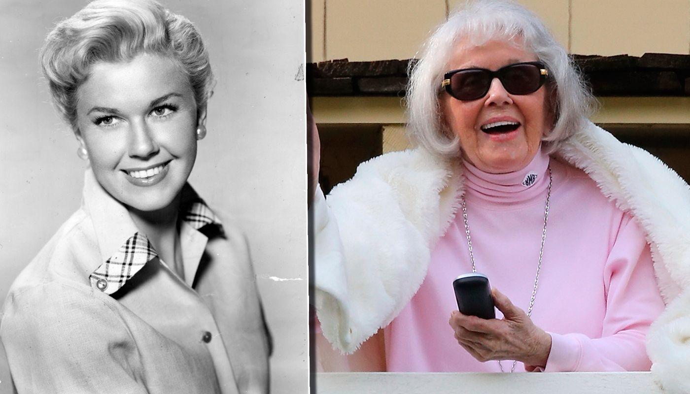 doris fyller år Doris Day fyller 95   två år tidigare än vad hon räknat med  doris fyller år