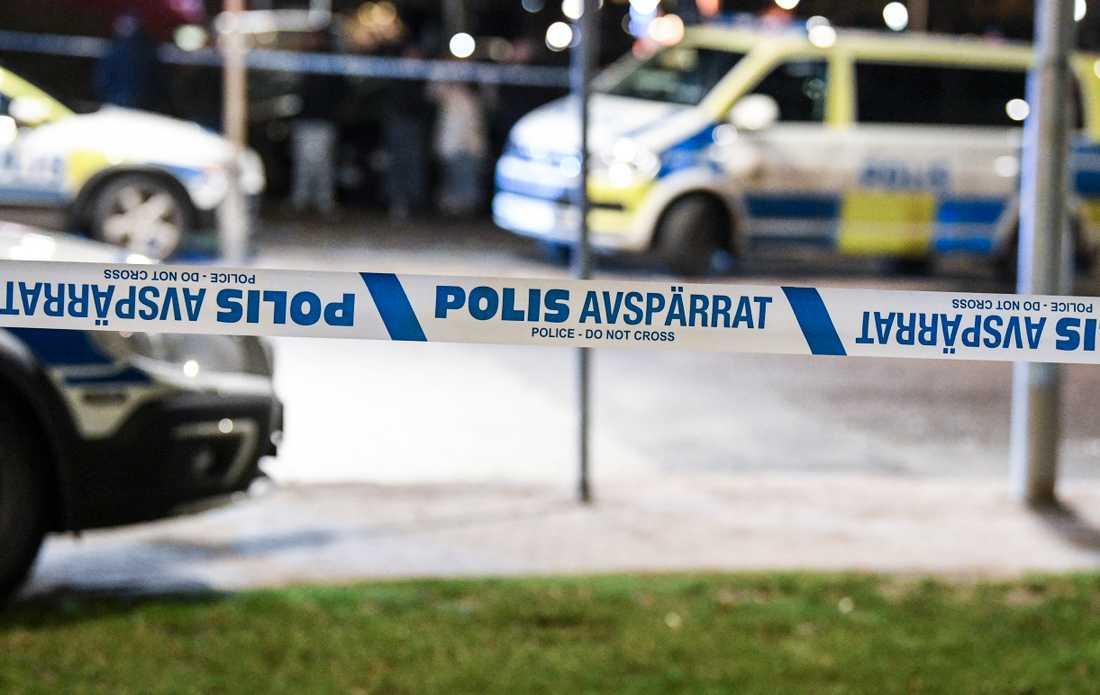 Brå tittar på hur brottsligheten ser ut i Sverige. Arkivbild.
