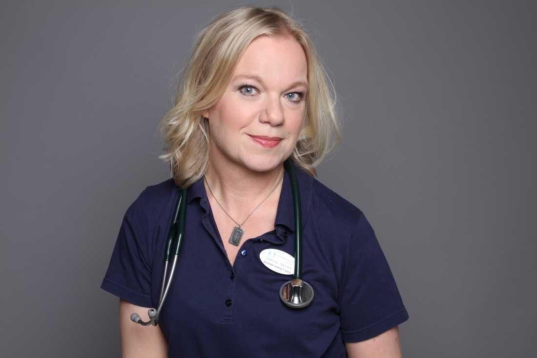 Camilla Stenfelt är gynekolog med mångårig erfarenhet av IVF-behandlingar.