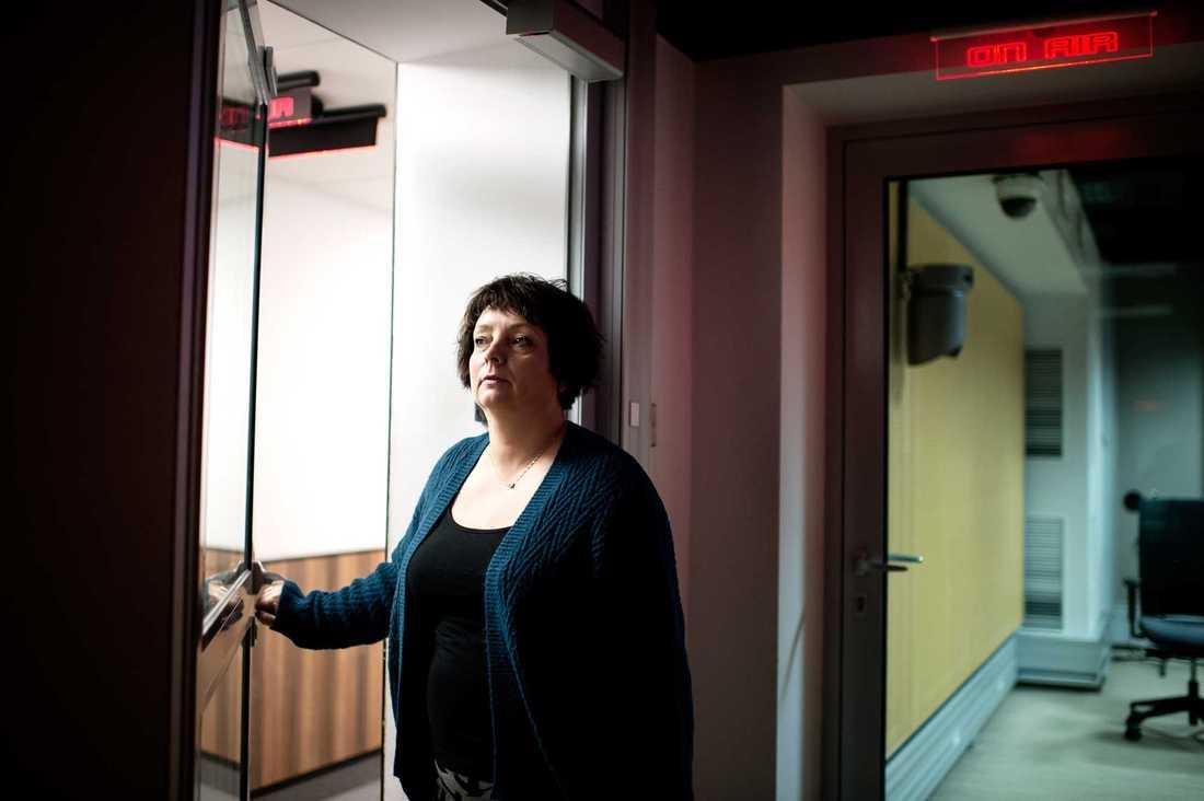 Radioprofilen på Polskie radio, Zuzanna Dabrovska.
