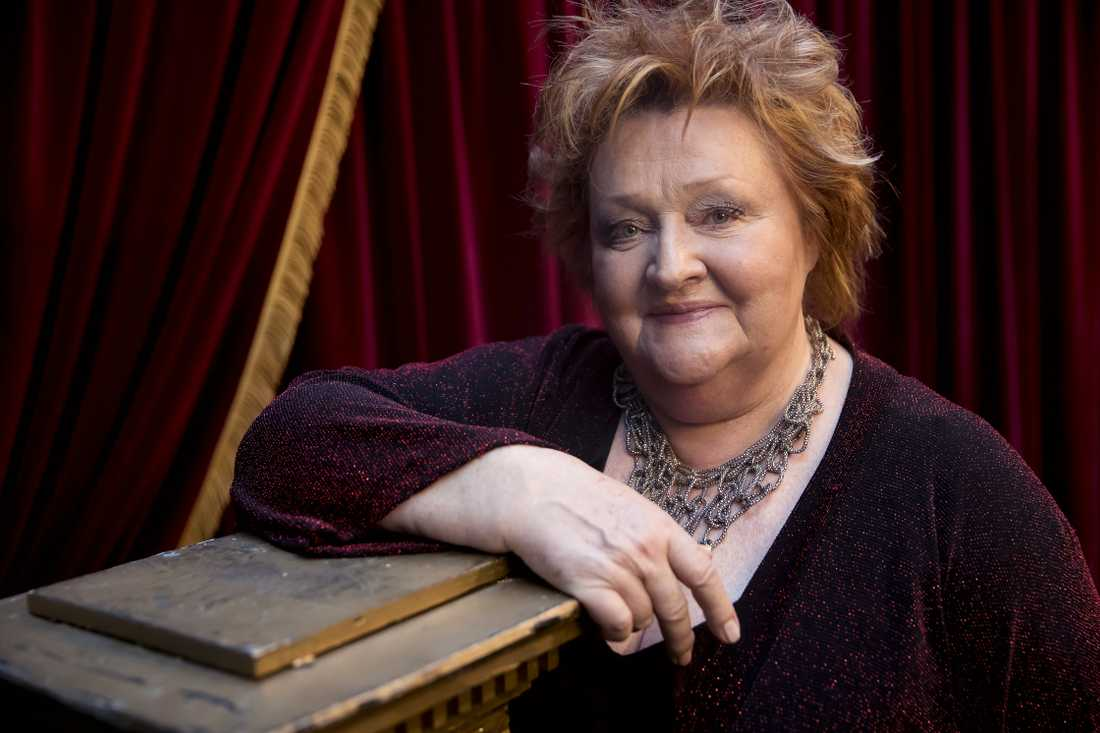 Marianne Mörck.