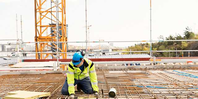 Få hyresrätter byggs i länet, i Stockholms stad och Upplands Väsby byggs största andelen hyresrätter i länet.