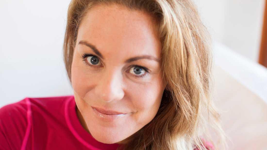 Emma Igelström, simning.