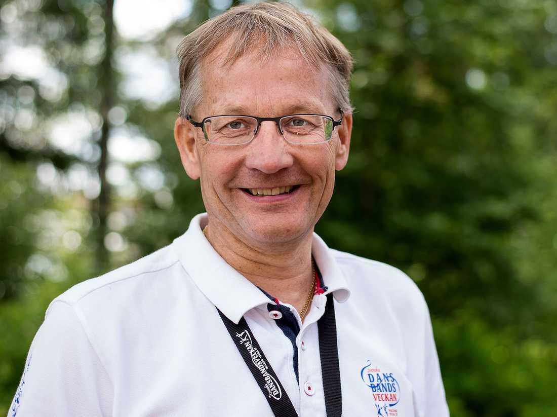 Bertil Elfström.