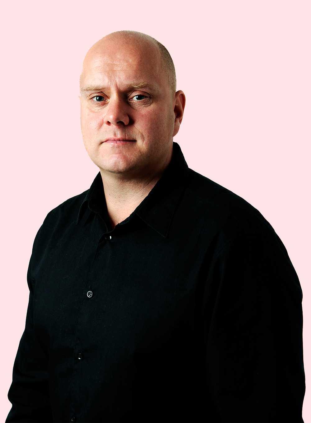 Sportbladets krönikör Tomas Ros.