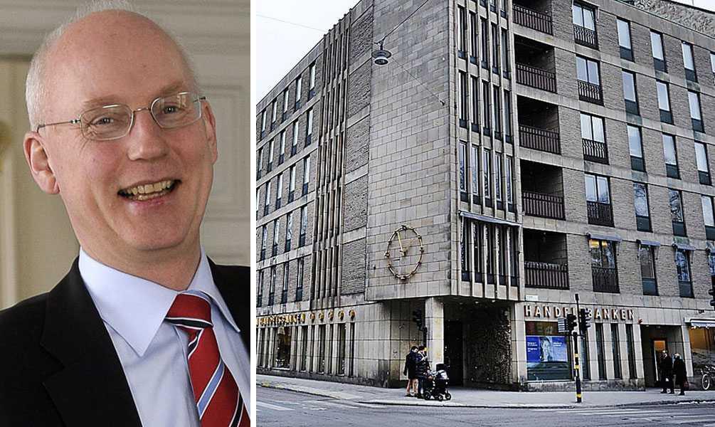 HAR DRAGIT IN 39,7 MILJONER Pär Göran Mikael Boman är Handelsbankens koncernchef sedan 2006. Bor i lägenhet på Östermalm.