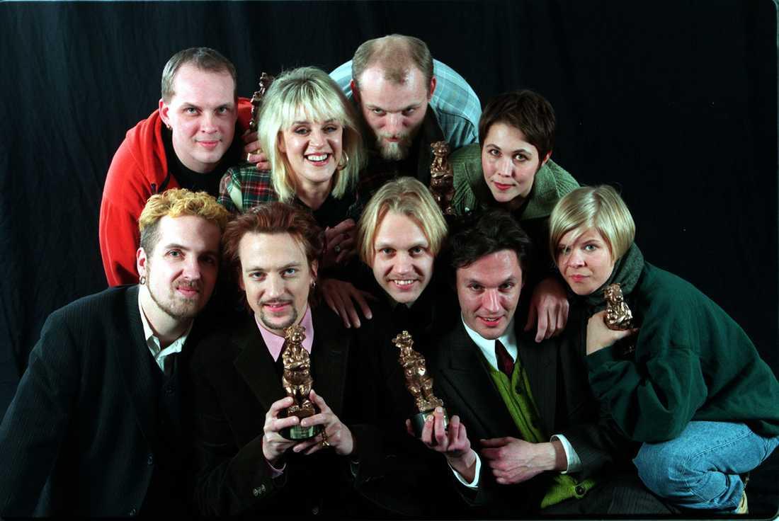 Vinnarna 1996.