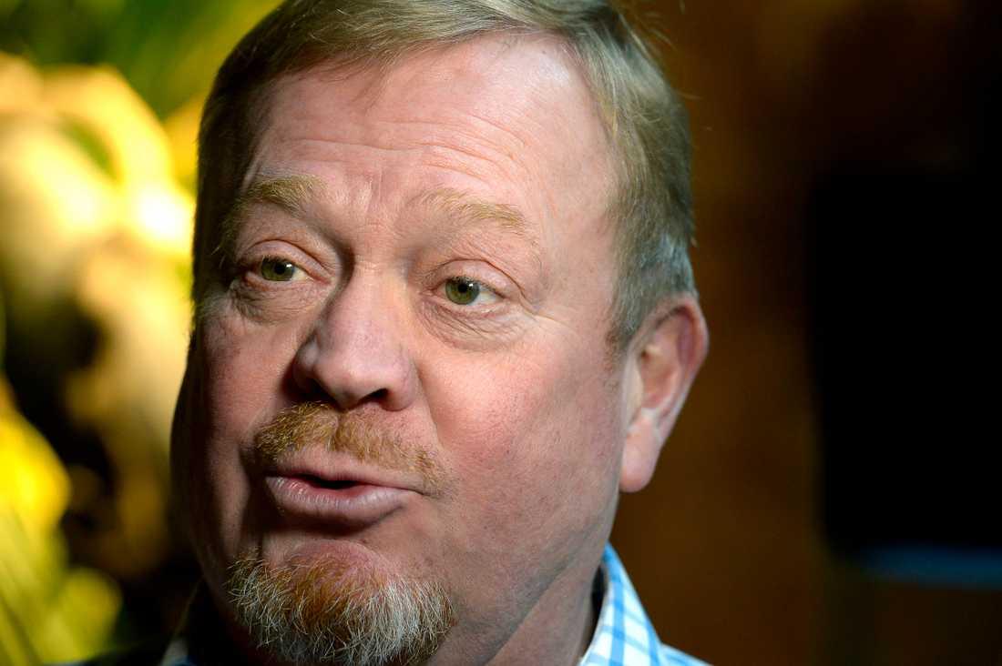 Jonas Wahlström anser att polisen inte hade behövt avliva räven.