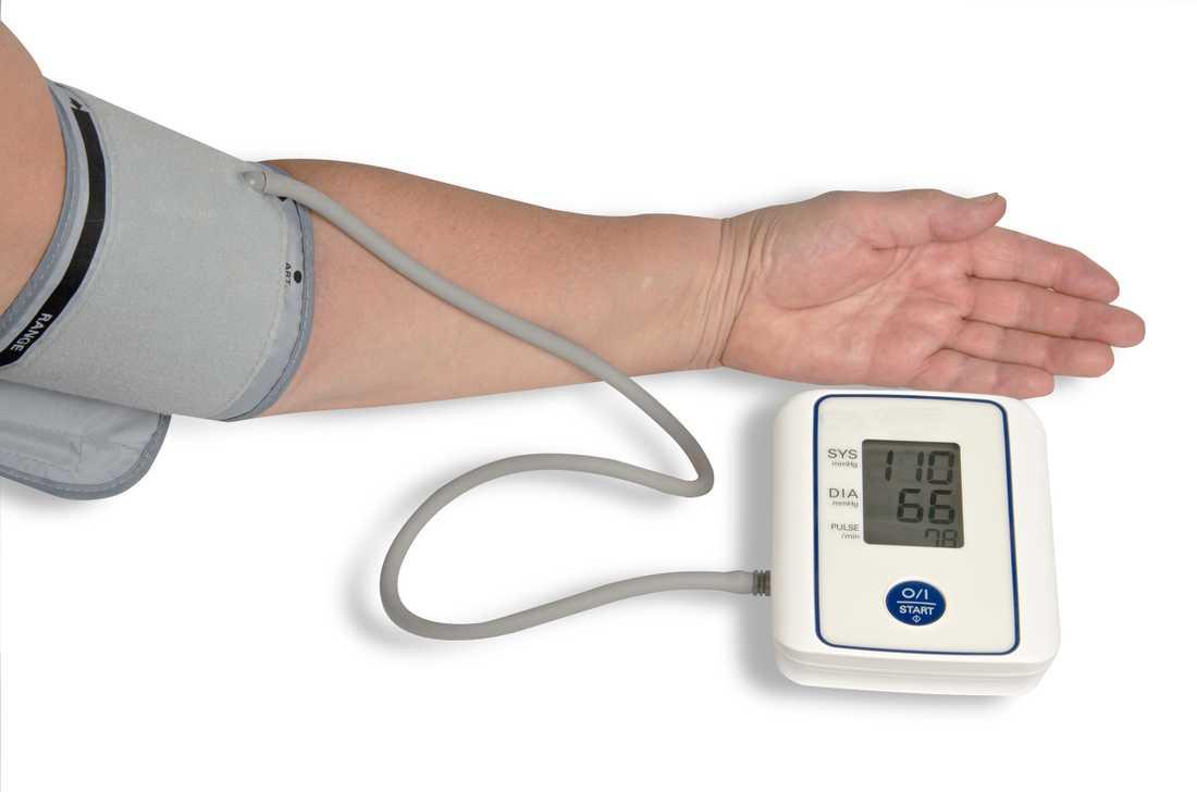 sänka blodtrycket