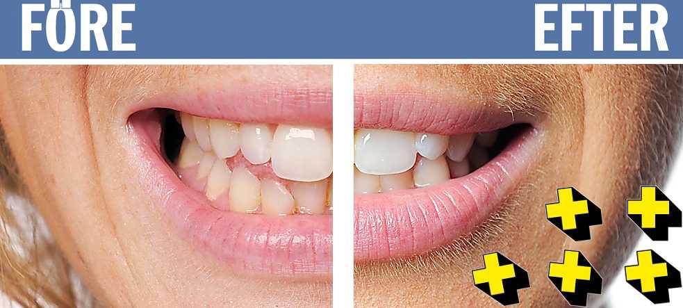 eva vit tandpulver