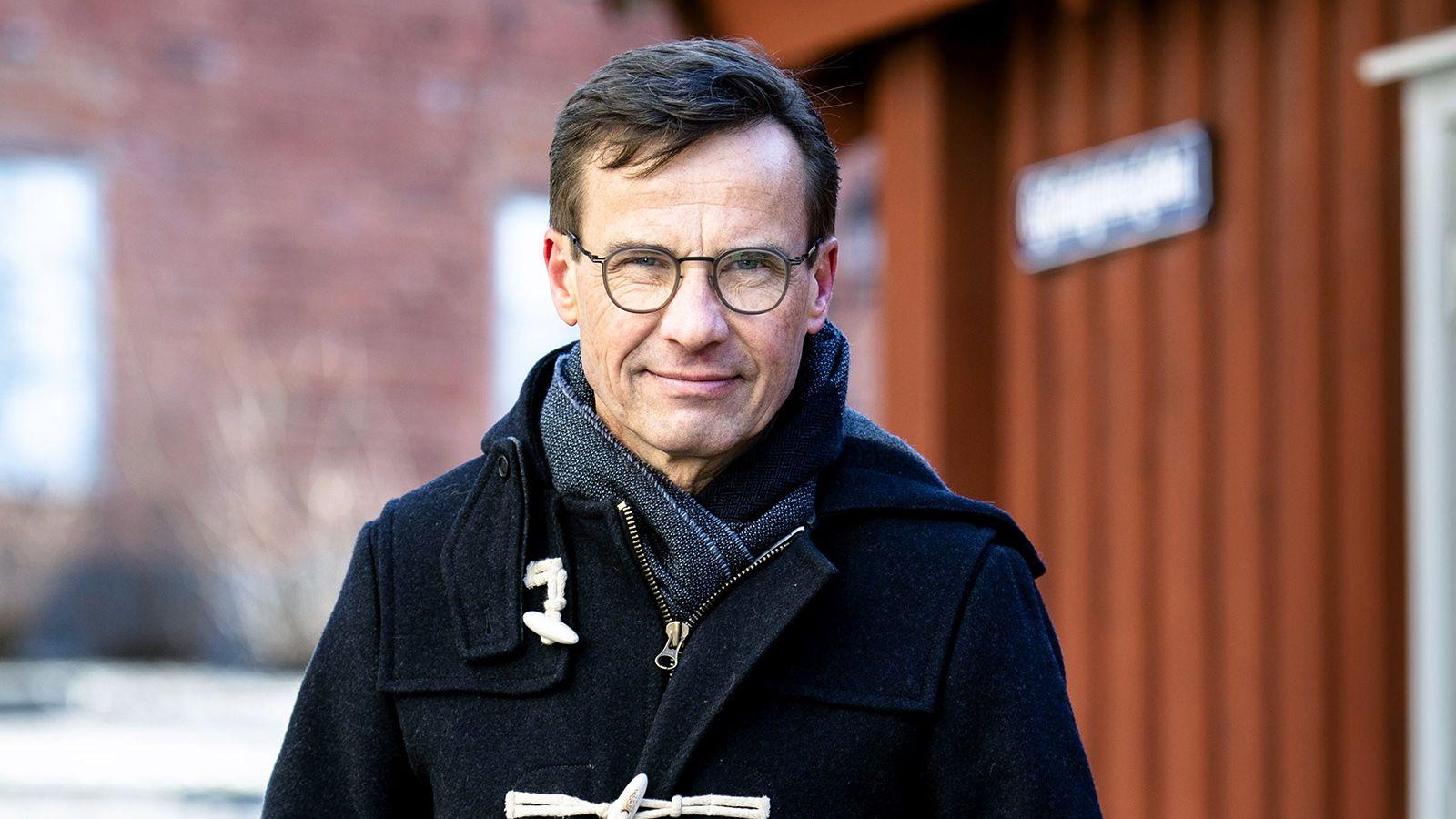 Ulf Kristersson utreds av polis – hade vapen i olåst skåp