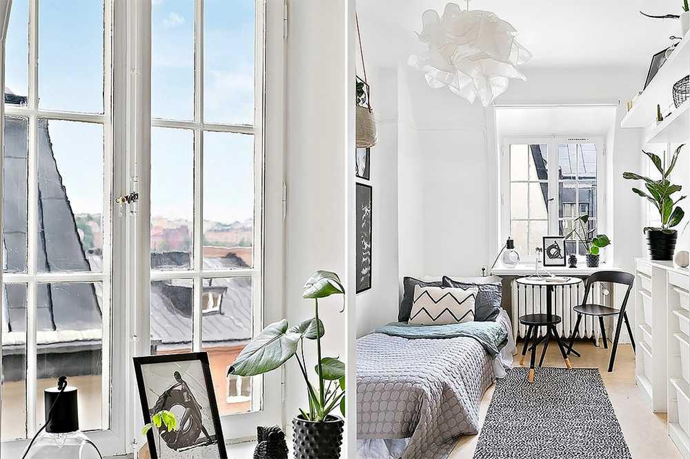 Minilägenhet på Kungsholmen