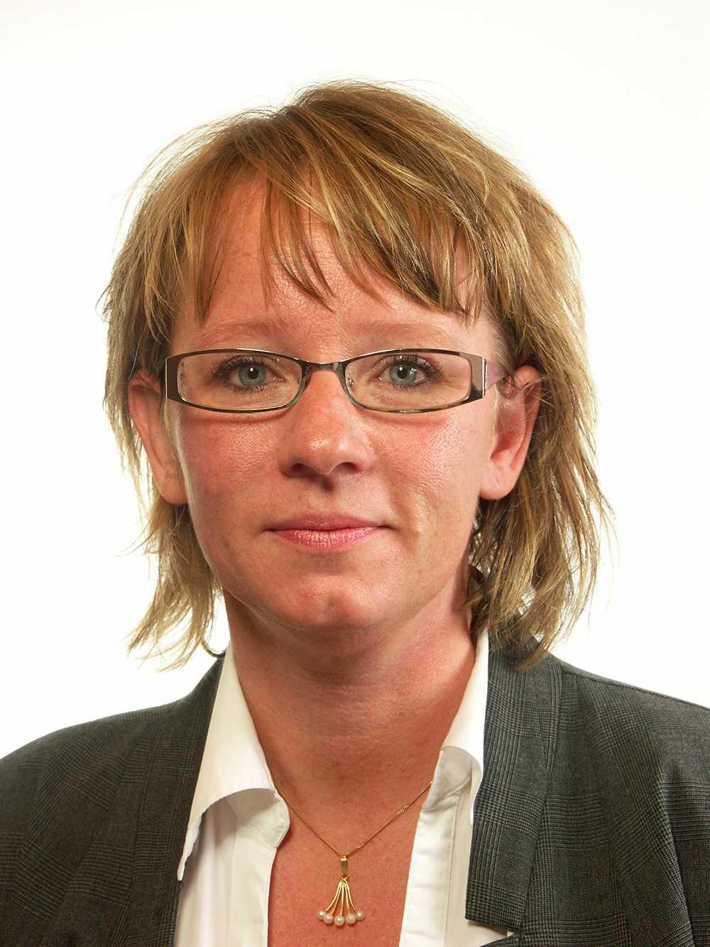 Carina Herrstedt svär sig fri från ansvar