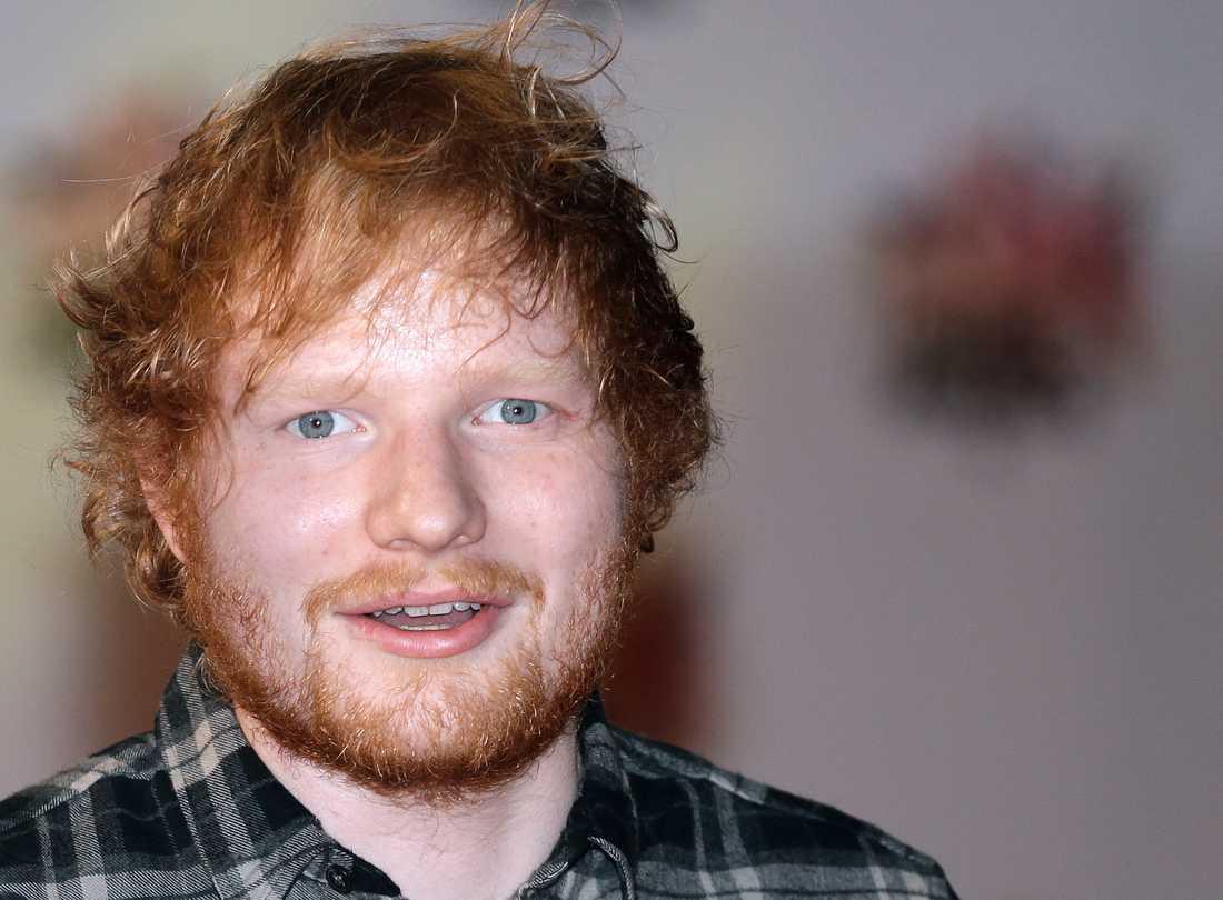 Ed Sheeran dyker upp i senaste avsnittet av serien.