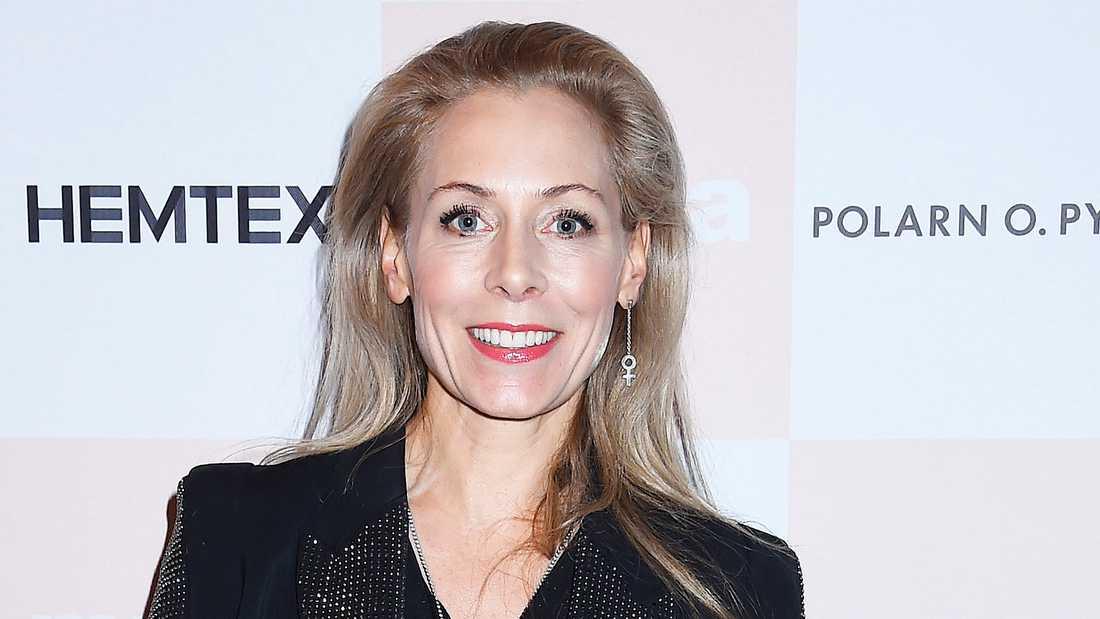 Eva Röse på Mama-galan 2018.
