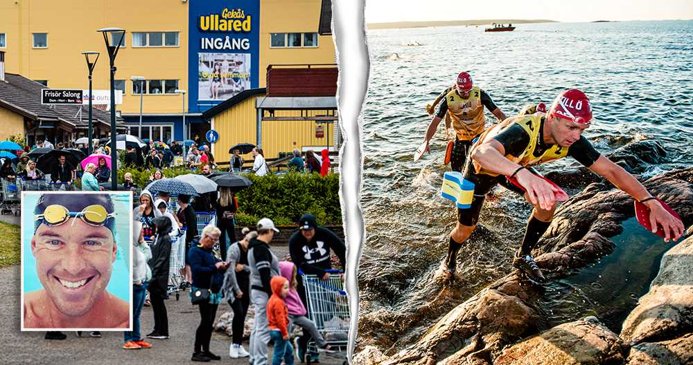 På svenska köpcentrum, stränder och uteserveringar ringlar sig köerna långa men att 50 personersgränsen fortfarande inkluderar motionslopp som arrangeras utomhus är ologiskt, orimligt och orättvist, skriver debattören.