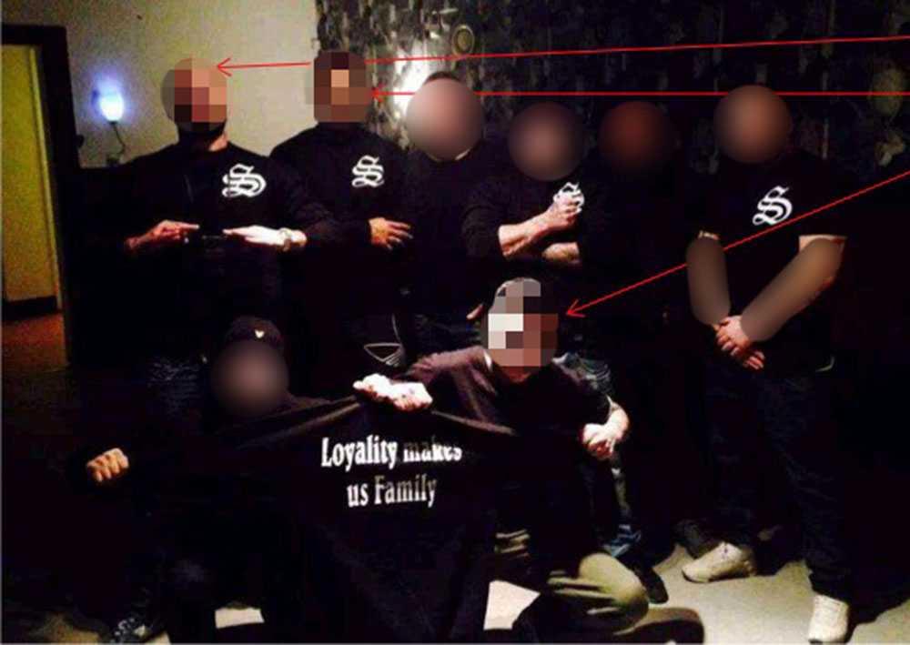Tre av de fyra åtalade för krogmordet i Skogås.