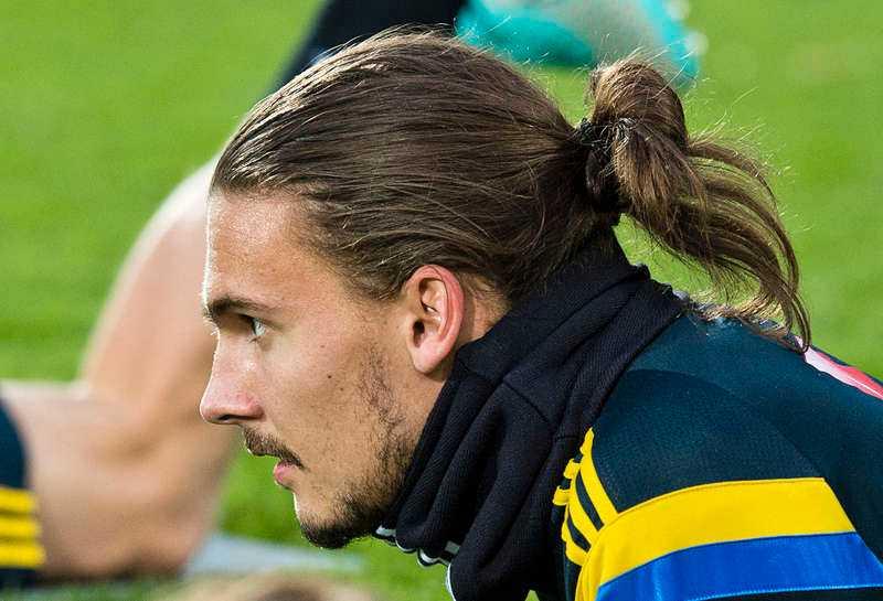 ...och Malmö FF:s Erik Johansson.