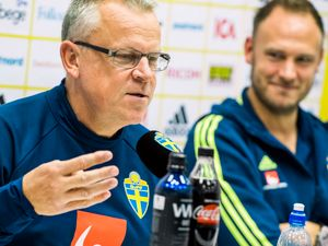 LIVE  Janne Andersson inför VM-genrepet  3c3e6da64d66f