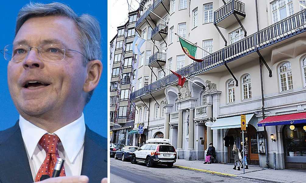 HAR DRAGIT IN 29,6 MILJONER Christian Clausen är Nordeas koncernchef sedan 2007. Bor i lägenhet på Östermalm.