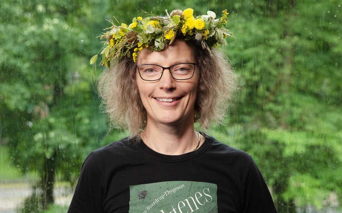 Norska professorn Anne Sverdrup-Thygeson