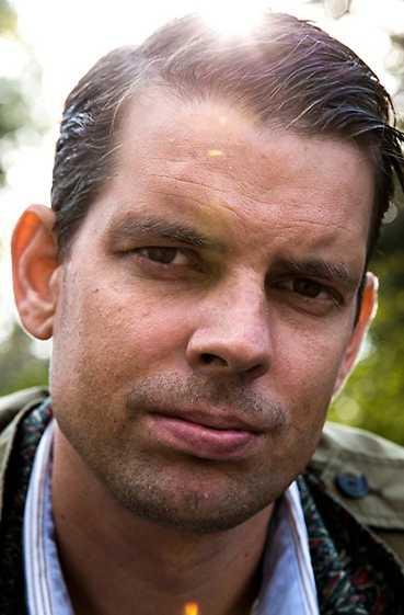 Alex Schulman, författare.