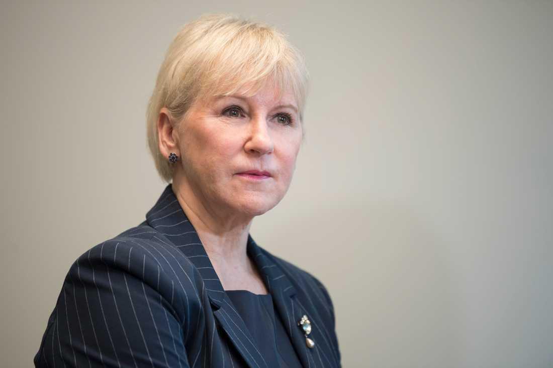 Riksdagen uppmanar utrikesminister Margot Wallström (S) att ordna en oberoende och fristående utvärdering av Sveriges två år som medlem i FN:s säkerhetsråd 2017-2018.