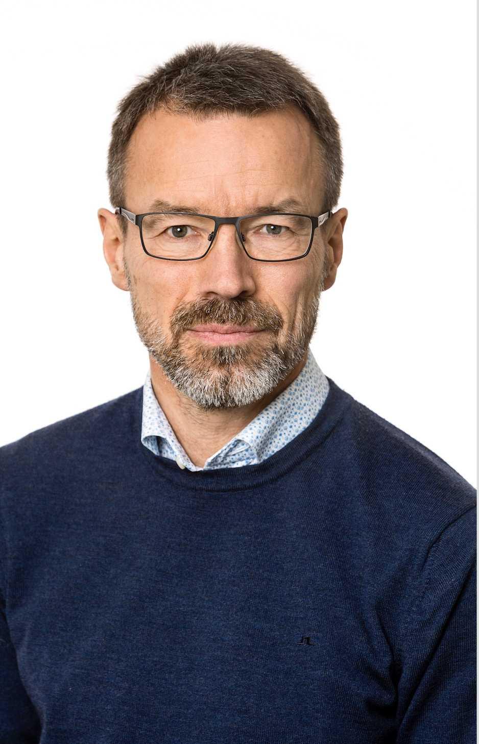 Ola Hafström, verksamhetschef, neonatologi på Sahlgrenska Universitetssjukhuset i Göteborg.