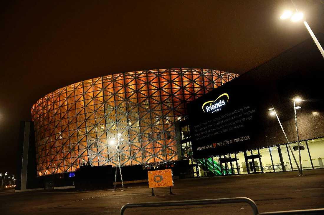 """EN stor VINSTMASKINNär Melodifestivalen har nått fram till finalen i Friends Arena i Solna den 9 mars har festivalcirkusen hunnit dra in multum på bland annat biljetter, sponsring och intäkter från telefonröstningen. """"Det är oftast utsålt på såväl två genrep som sändning"""", säger Andreas Malmfält på mediebyrån Bizkit. Foto"""