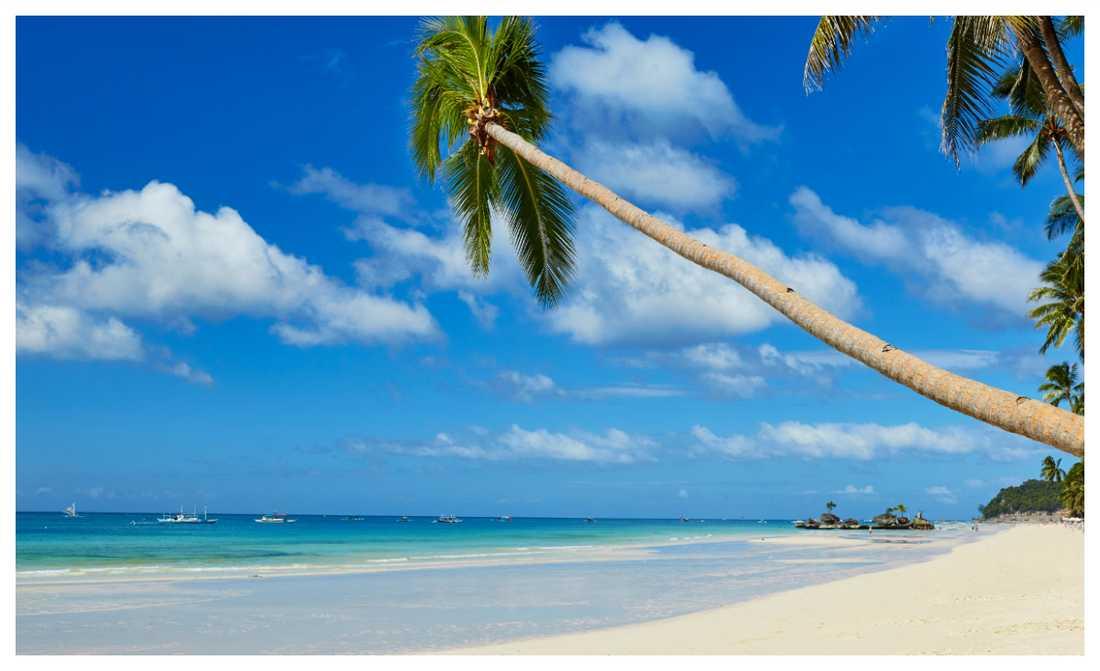Snart är turisterna tillbaka på stränderna på Boracay.