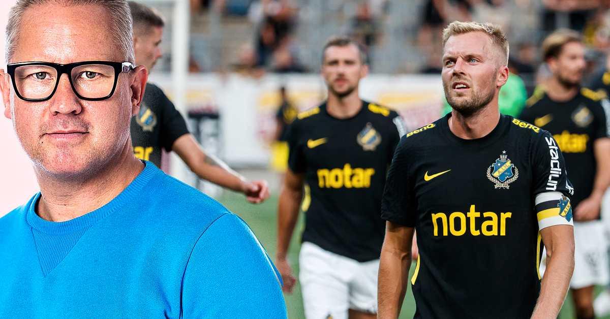Laul: Örebro–AIK symboliserade  stagnationen