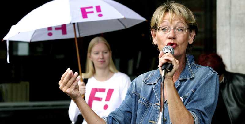 """Avgår """"Det behöver komma fram nya personer och det är dags att bereda väg nu"""", säger Gudrun Schyman."""