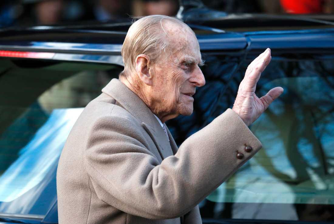 Prins Philip, 97, bestämde sig för att sluta köra bil efter den svåra krocken i januari då två kvinnor skadades.