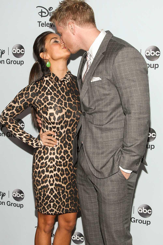 """Catherine Giudici vann den sjuttonde säsongen av """"Bachelor"""" och gifte sig med deltagaren Sean Lowe."""