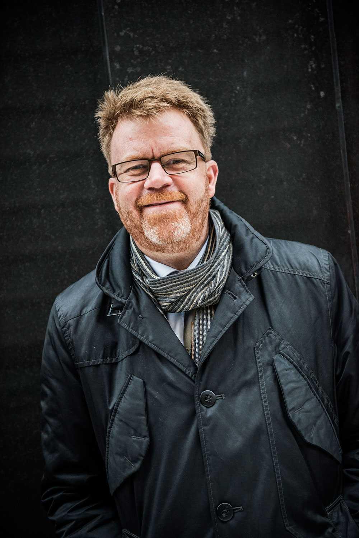 Tommy Letzén, vd för Motorbranschens riksförbund.