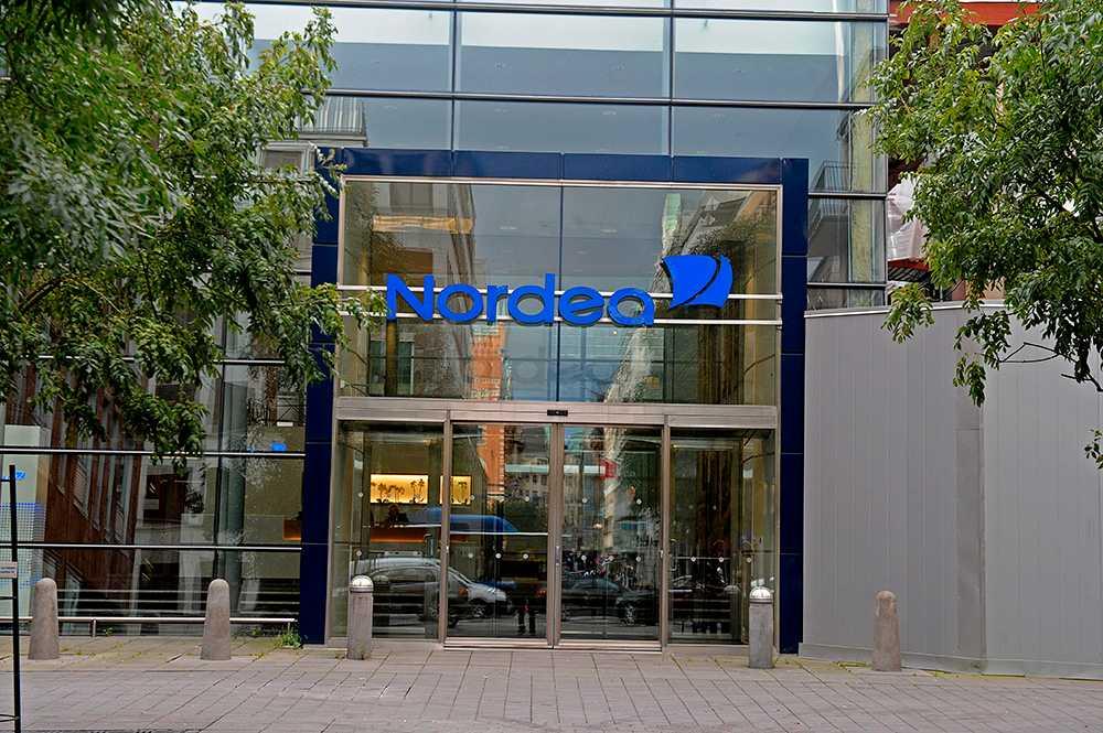 Nordea är Apple pay första bank som bantjänsten samarbetar med.