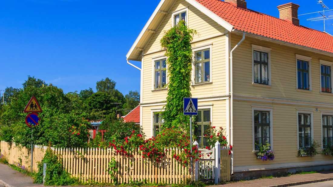 Bostadspriserna i Uppsala har pekat uppåt under 2020.