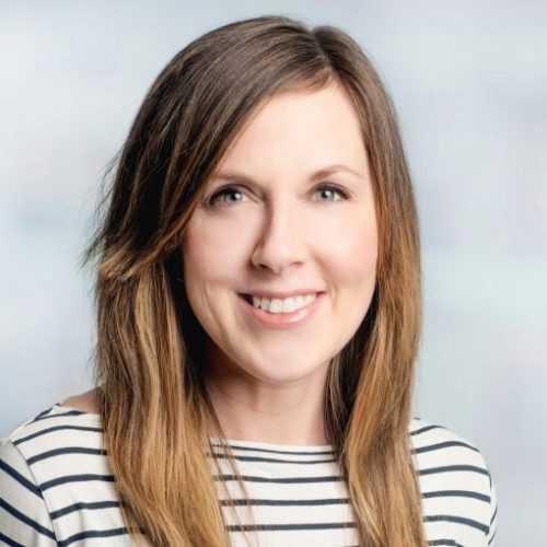 Frida Berry Eklund, som är talesperson för organisationen Föräldravrålet, ett nätverk av 27000 föräldrar som engagerat sig i klimatpolitik.