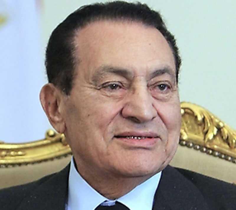 Enligt engelsk press kan Egyptens diktator Hosni Mubarak ha gömt undan hundratals miljarder kronor.