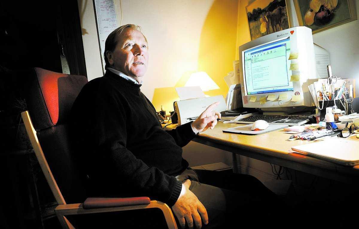 Falska mejl Bo Anderson, 66, har, precis som flera andra Teliakunder, fått ett mejl där avsändaren uppmanar honom att lämna ut lösenordet till sitt e-postkonto.